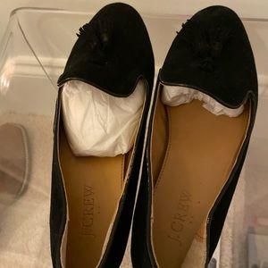 JCREW Brand New Tasseled Loafers
